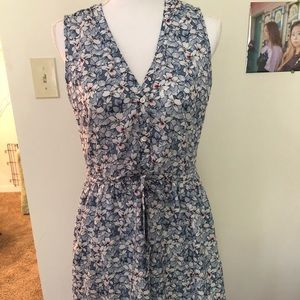 GAP Woman's Dress Multicolored, Sz 4